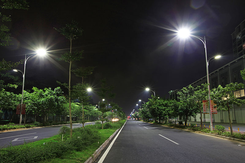 Zhongkai Street Light Project